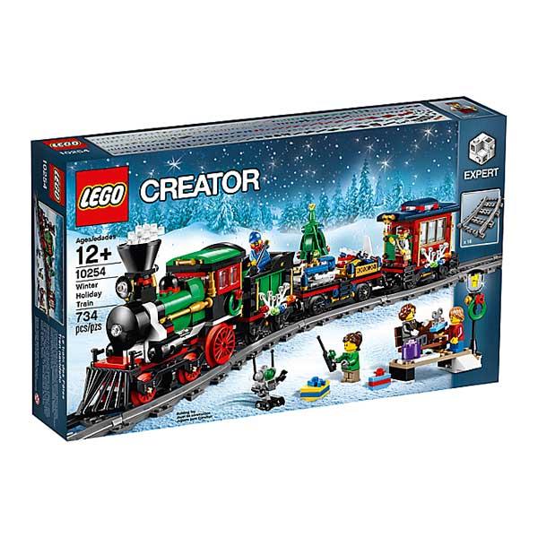 10254 - LEGO® CREATOR - Le train des fêtes