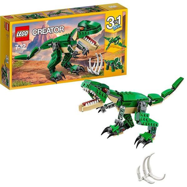 31058 - LEGO® CREATOR - Le dinosaure féroce