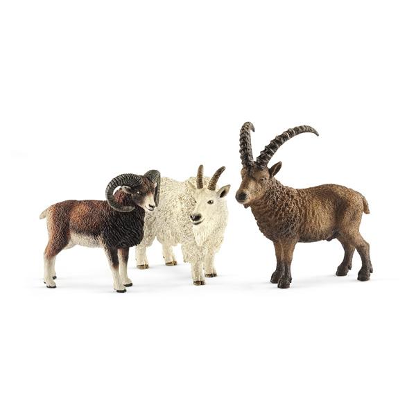 Figurines animaux de la ferme