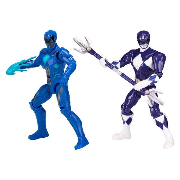 Power Rangers-Coffret 2 figurines de légende 12 cm