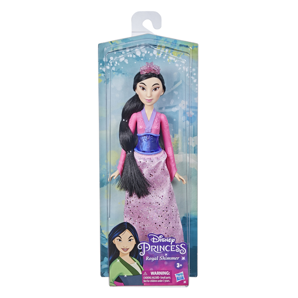 Disney Princess - Poupée Mulan Poussière d