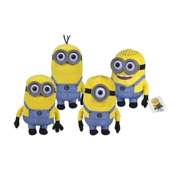 Les Minions-Peluche Minions 25 cm