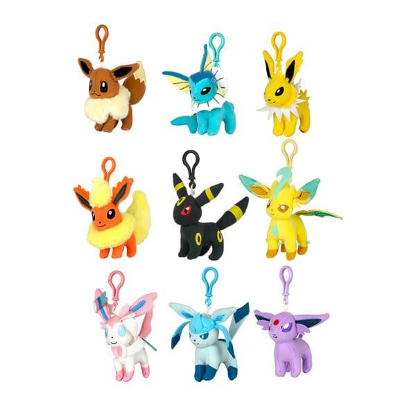 Pokémon-porte clés Clip