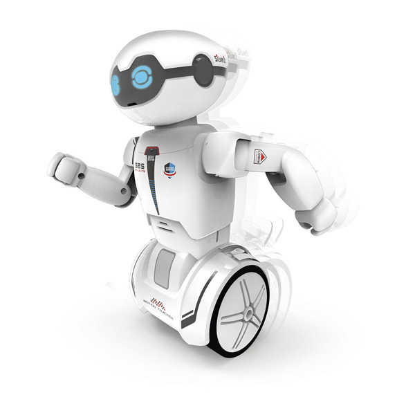 Robot interactif MacroBot