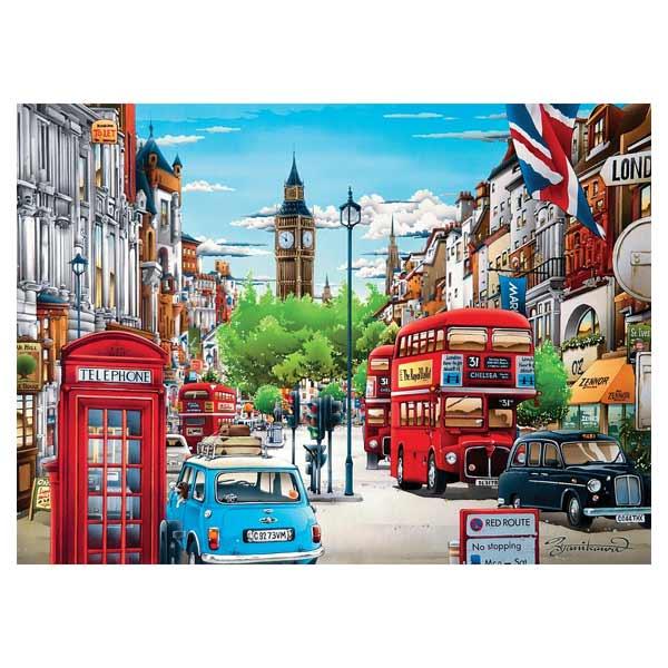 Puzzle 1000 pièces Londres