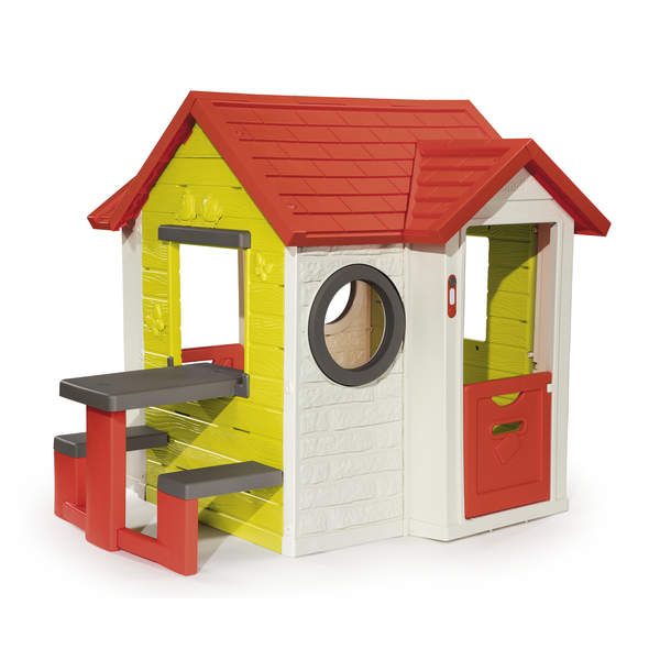 Maison my house + table de pique nique