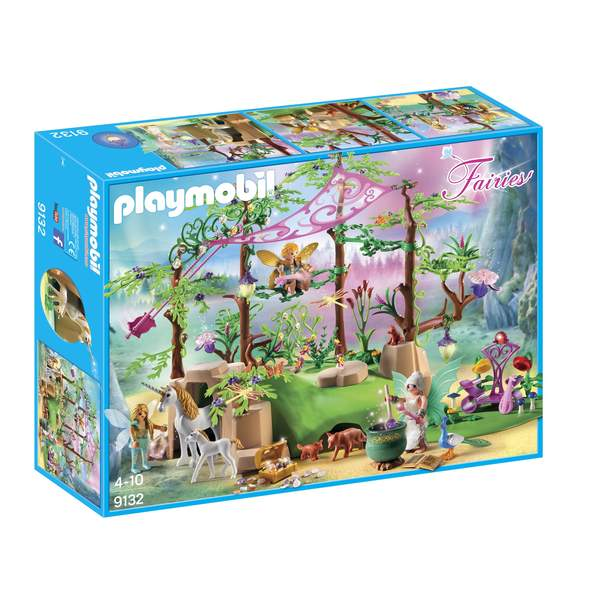9132 - Forêt enchantée Playmobil Fairies
