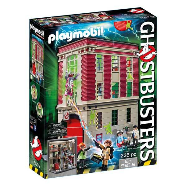 9219 - Playmobil Ghostbusters Quartier général