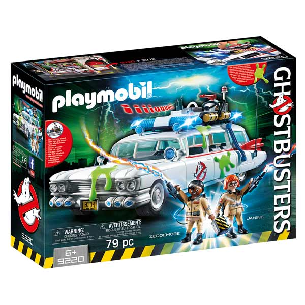 9220 - Playmobil Ghostbusters véhicule Ecto-1