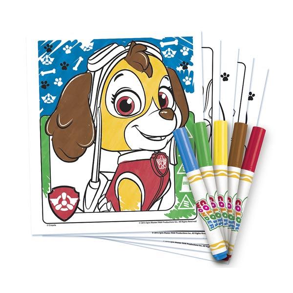 Kit coloriage Color Wonder Pat