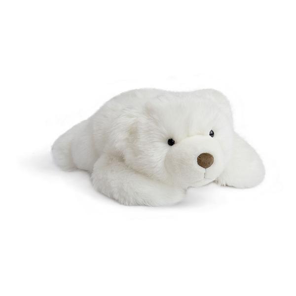 Peluche ours des neiges 50 cm