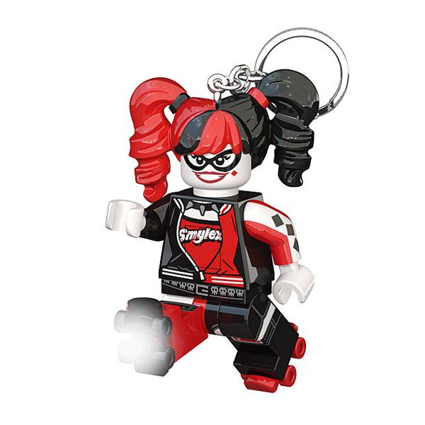 Lego Batman Movie - Porte-clés Harley Quinn