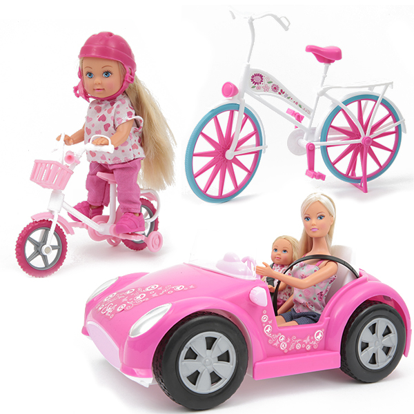 Les véhicules de Lolly