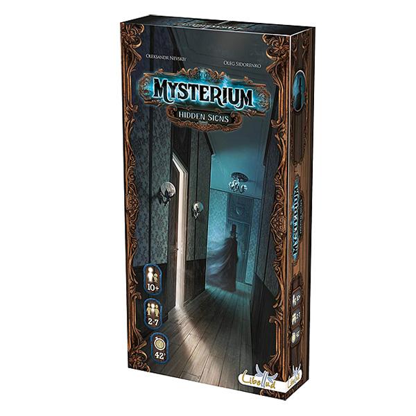 Mysterium extension Hidden Signs