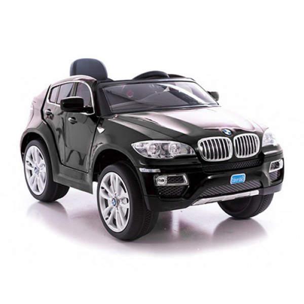 bf9776733ec5c Voiture électrique BMW X6 noire 12V Bike Spa E-road   King Jouet ...