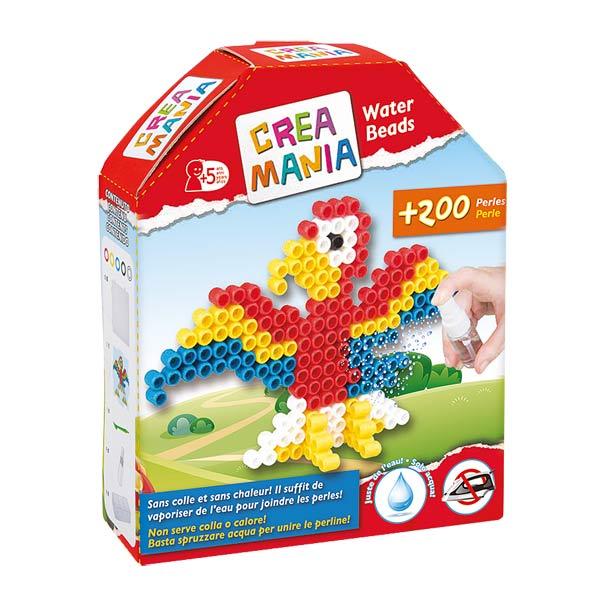 Kit perles à eau oiseaux