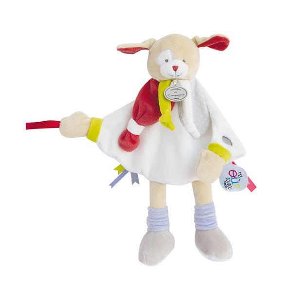 Doudou Tatoo-Doudou Pantin chien
