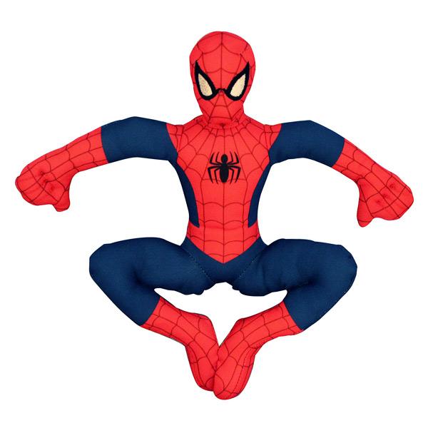 Peluche Spiderman à ventouse 25 cm