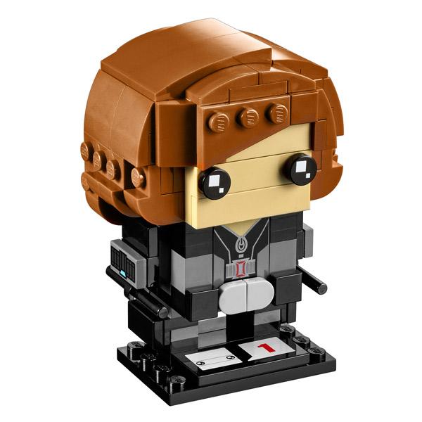 41591-Figurine BrickHeadz Black Widow
