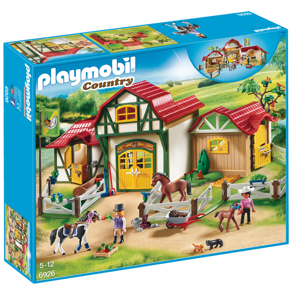 6926 - Playmobil Country - Club d