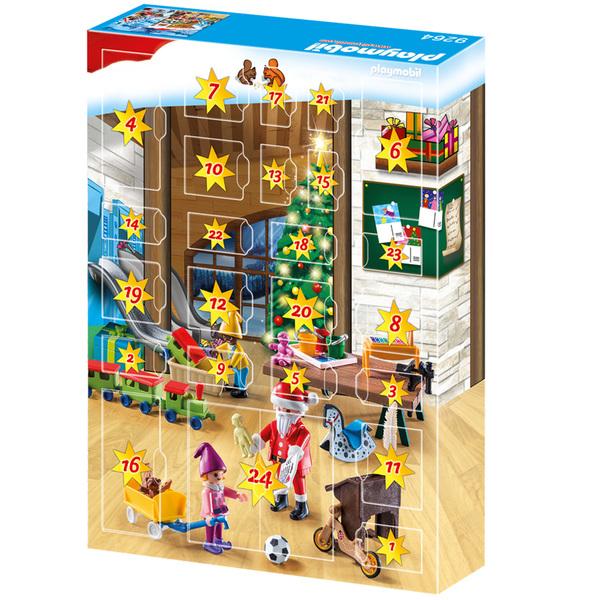 9264 - Playmobil Calendrier de l