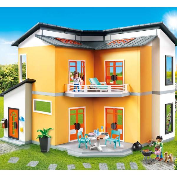 9266-Playmobil City Life-Maison moderne Playmobil : King ...