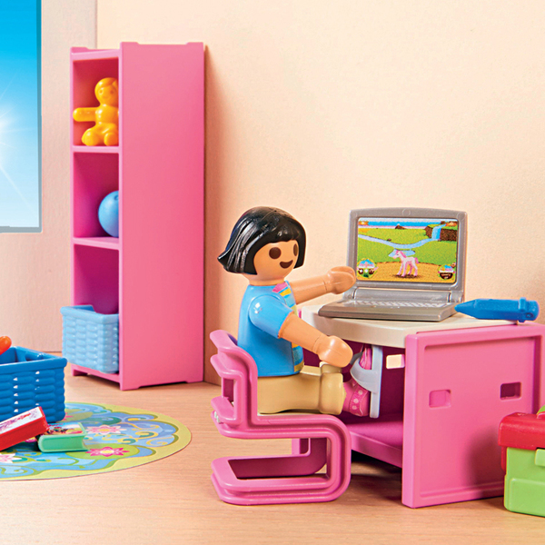 9270 Playmobil City Life Chambre D