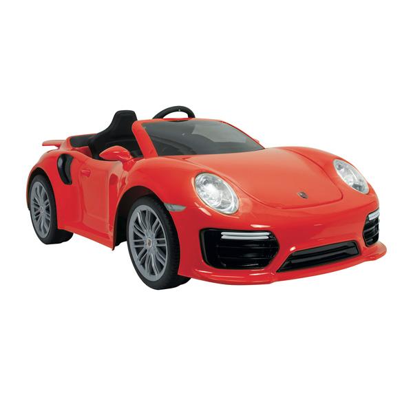 Voiture électrique enfant Porsche 911 GT