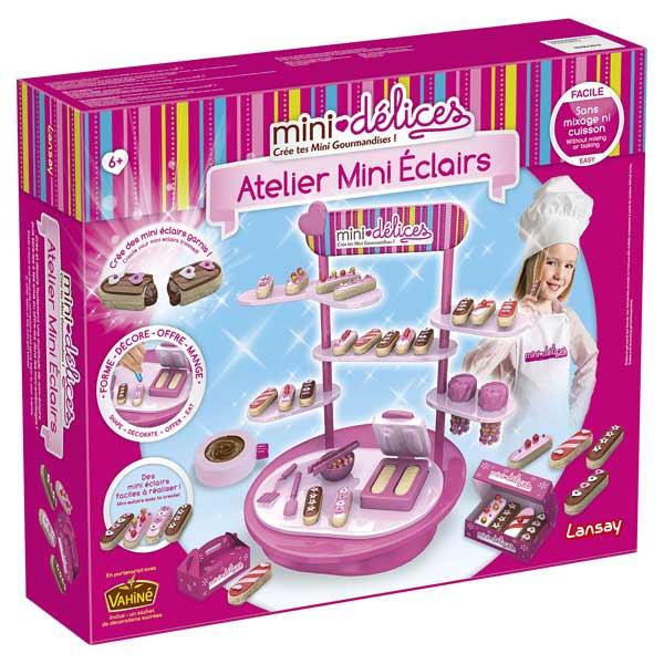 Mini Délices - Atelier mini éclairs