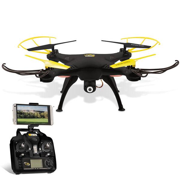 Ultradrone X30.0 Storm R/C avec Caméra WiFi