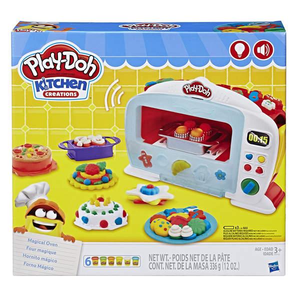 Play-Doh-Le four magique