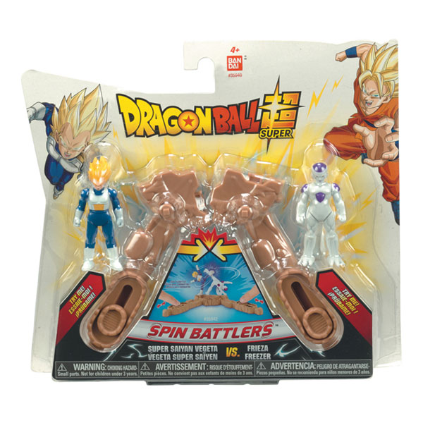 Dragon Ball-Set de combat