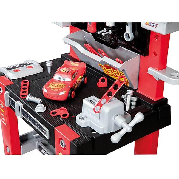 Cars 3 - etabli bricolo center - + 94 accessoires