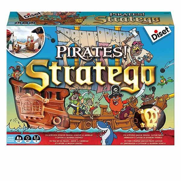 Jeu de stratégie Stratego Pirates
