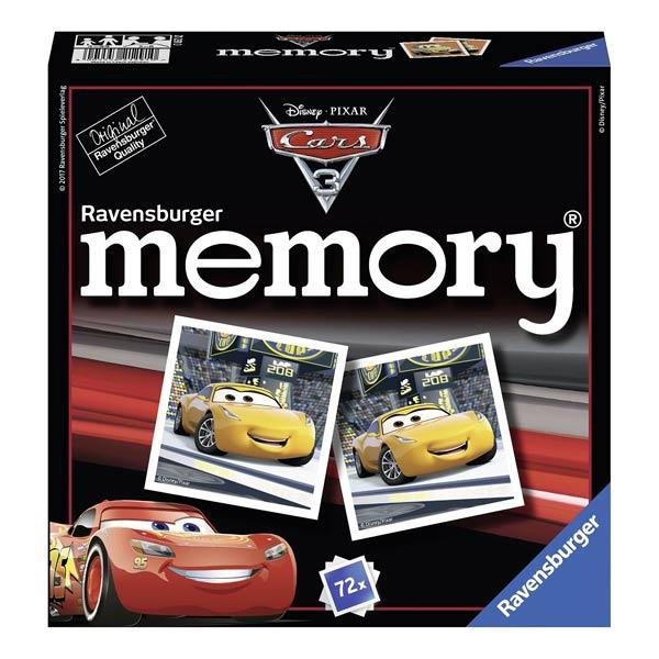 Grand mémory Cars 3
