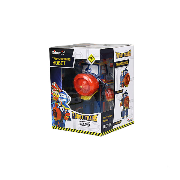 Robot Train - Figurine Transformable