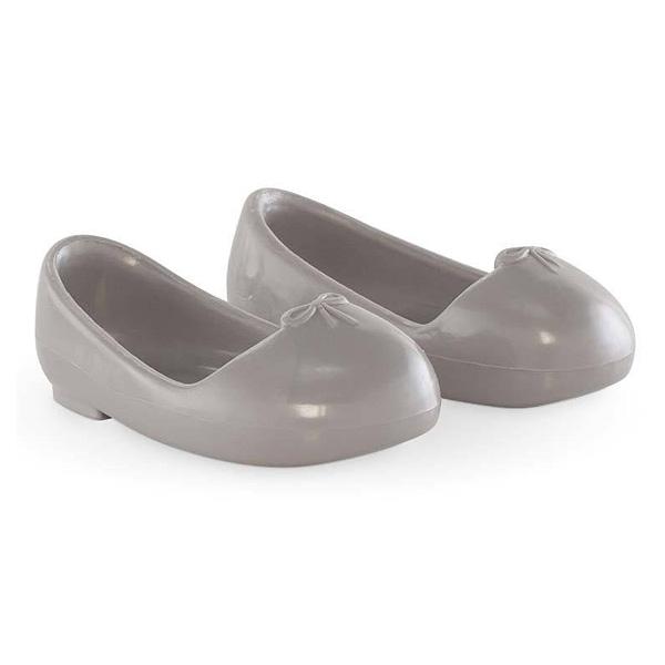 Ma Chérie Création-Ballerines grises Corolle
