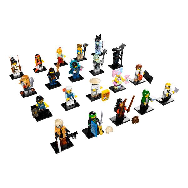71019 - LEGO® NINJAGO - Mini figurines NINJAGO le film