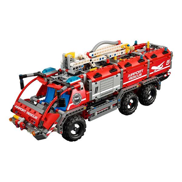 42068 - LEGO® TECHNIC - Le véhicule de secours de l