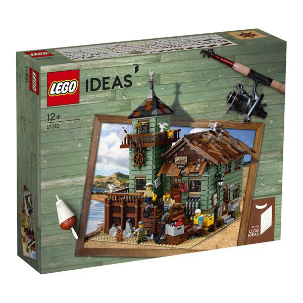 21310 - LEGO® IDEAS - Le vieux magasin de pêche