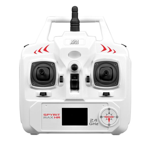 Quadrocoptère radiocommandé Spyrit Max HR