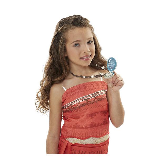Collier Coquillage Lumineux Vaiana - Disney Princesses