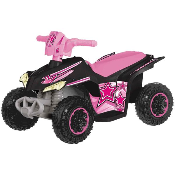 R-Quad Pink 6 volt