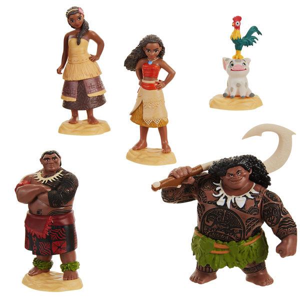 Figurine de collection Vaiana 9 cm