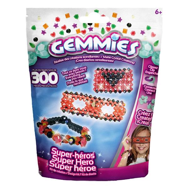Gemmies-Set 4 créations bijoux
