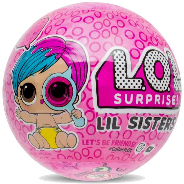 Boule LOL Surprise - Lil Sisters
