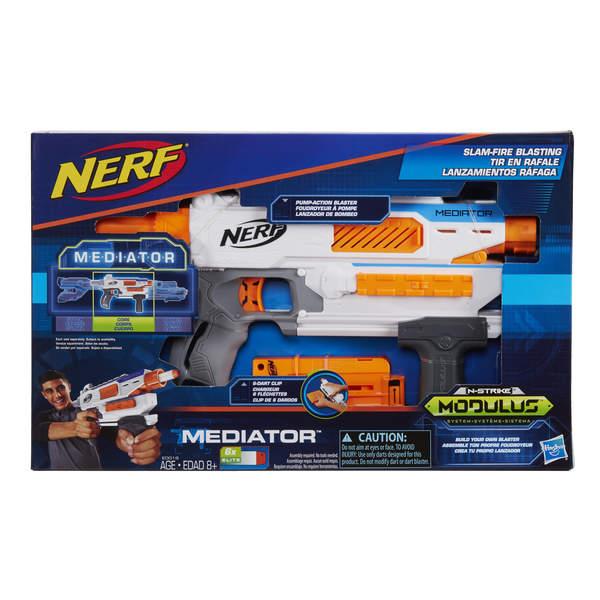 Fléchettes Nerf Et Mediator Pistolet Modulus Officielles qLVpGSUzM