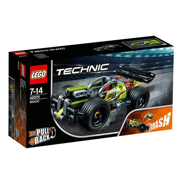 42072 - LEGO® TECHNIC - Véhicule Tout Feu