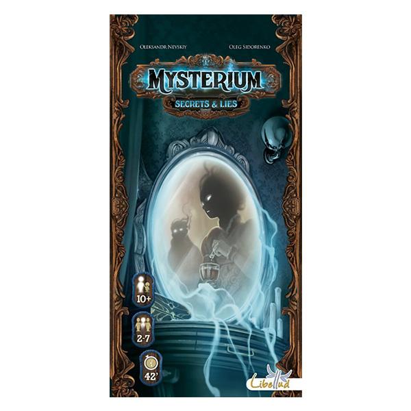 Mysterium extension Secrets & Lies