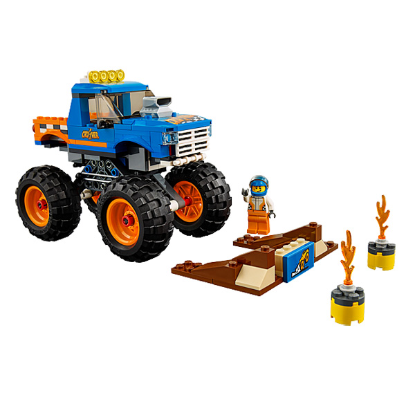 60180 - LEGO® CITY - Le Monster Truck